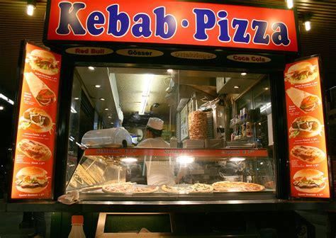 cuisine kebab vento largo maccheroni kebab hamburger il cibo come