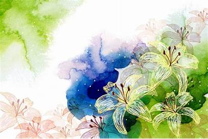 Watercolor Psd Backgrounds Background Designs Artistic
