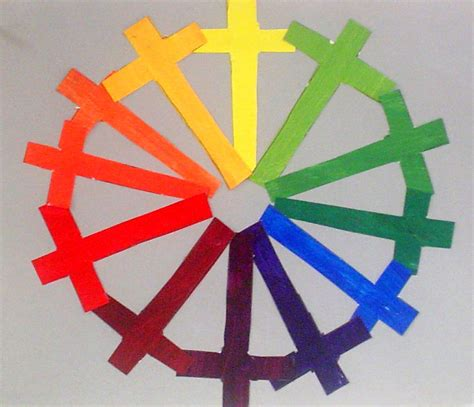 creative color wheel creative color wheels 7th grade lessons from the k 12 art room