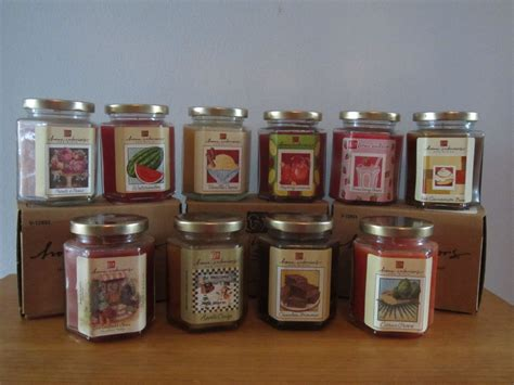 ebay home interior pictures home interiors candle in a jar retired scents paraffin