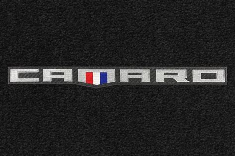 2016-2019 Camaro 6th Generation Lloyd Floor Mats Camaro
