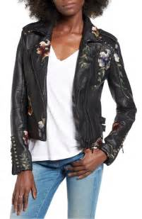 Baby Bedding Set by Blanknyc Embroidered Faux Leather Moto Jacket Nordstrom