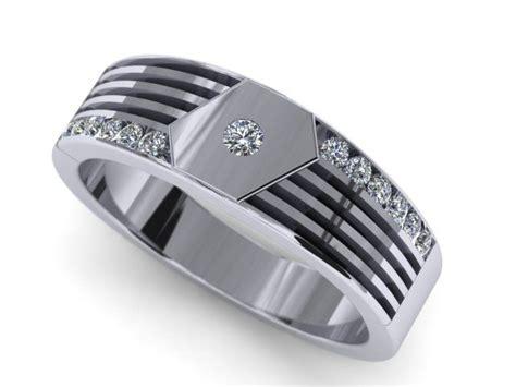 mens wedding ring from coo jewellers hatton garden