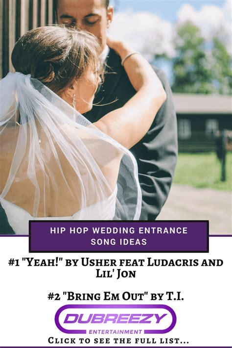 9 best hip hop wedding entrance song ideas seattle tacoma wedding dj