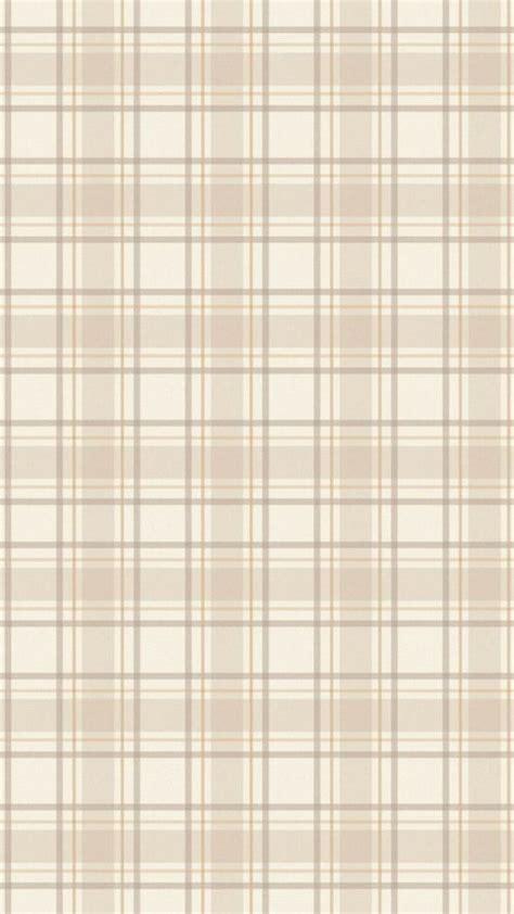xoxand beige wallpaper tartan wallpaper grid wallpaper