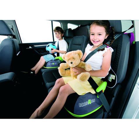 coussin de siege réhausseur auto de voyage pour enfant