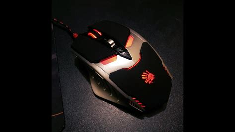 A4tech Bloody Tl80 Gaming Mouse Unboxing Youtube