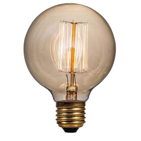shop litex vintage 40 watt for indoor dimmable warm white
