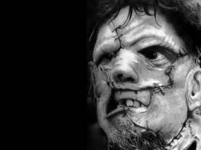 Leatherface Face Drawing