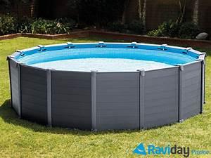 Piscine Pas Cher Tubulaire : piscine tubulaire intex ronde pas cher piscine semi ~ Dailycaller-alerts.com Idées de Décoration