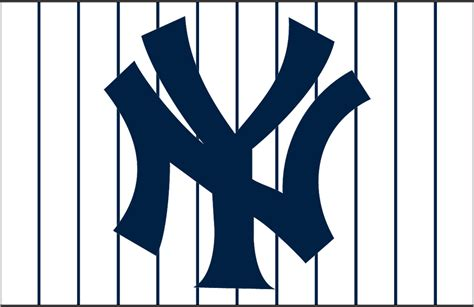 york yankees jersey logo american league al