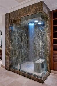 Glaswand Selber Bauen : 21 eigenartige ideen bad mit dusche ultramodern ~ Lizthompson.info Haus und Dekorationen