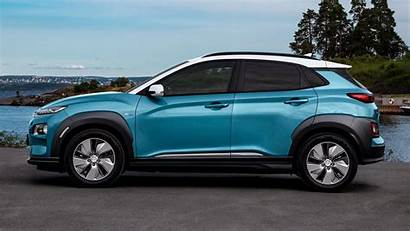 Kona Hyundai Wallpapers Electric Fondo Pantalla