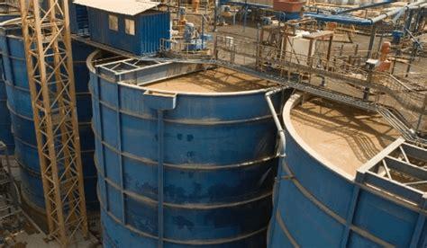 gold leaching agitation tanks