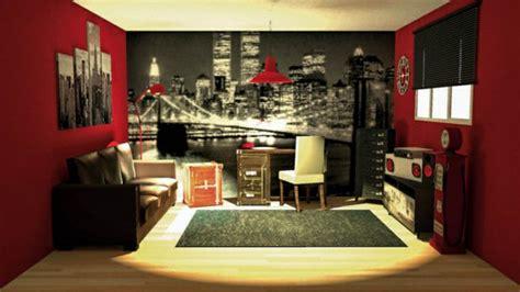 decoration chambre ado style americain decoration chambre style americain visuel 2