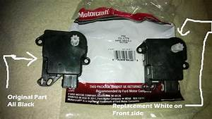 2009 F150 Blend Door Motor Replacement