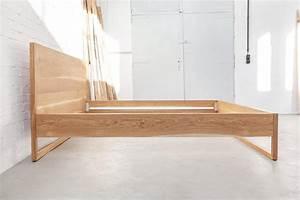 Pure Oak Bett 103 - Massivholzbett Aus Eiche