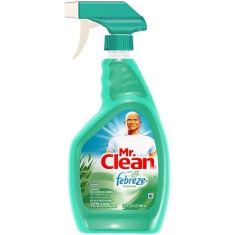 Febreze Sofa Spray 5 Mr Clean With Febreze Fresh Scent And Spray