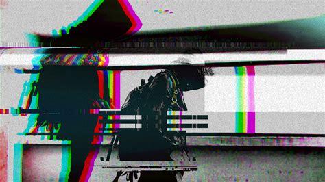 glitch 4k ultra hd wallpaper background image 4000x2250