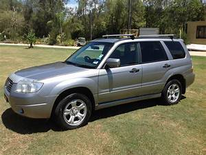 2007 Subaru Forester X Columbia Carsales NSWNorthern