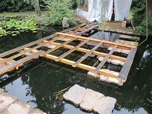 Bassin De Terrasse : construction terrasse en bois ~ Premium-room.com Idées de Décoration