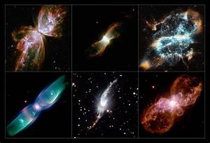 Hubble Zooms In On Bipolar Planetary Nebulae