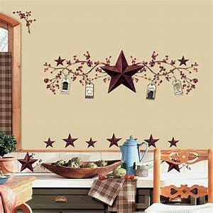 Wall decorating ideas and tips for the stunning yet unique for Star wall decals