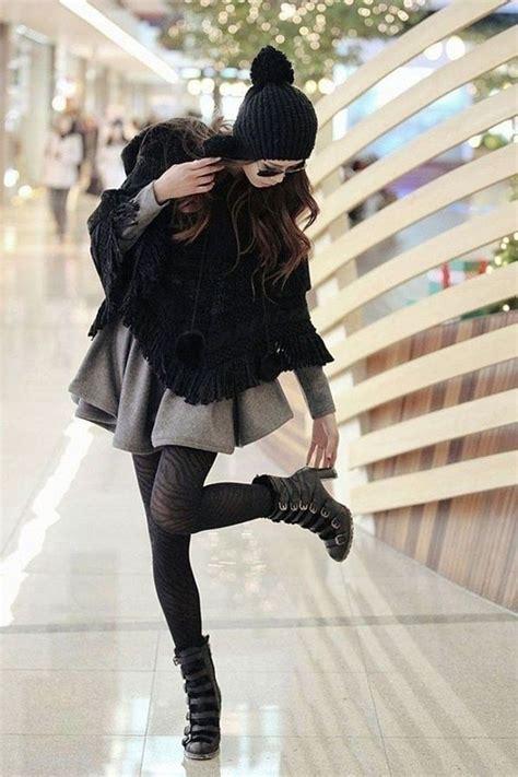 charming winter outfits ideas teen girl addicfashion
