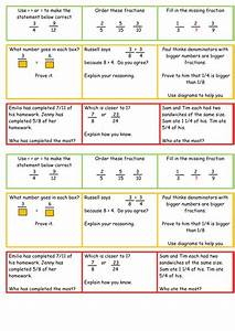 comparing fractions homework help