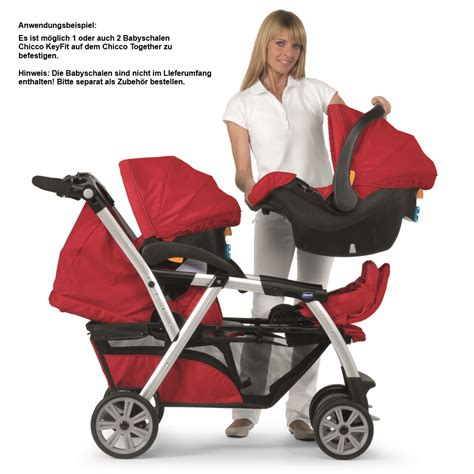 chaise b b chicco chicco together tandem stroller buy at kidsroom strollers