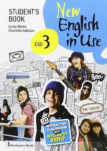 3eso New English In Use Eso 3 Student U0026 39 S Book Ed  2016