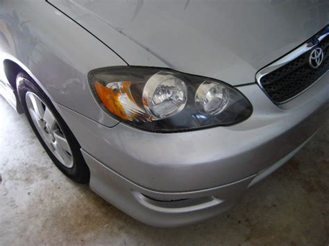 toyota yaris 2002 headlight removal