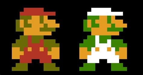 The Mario Bros' History Of Character Design