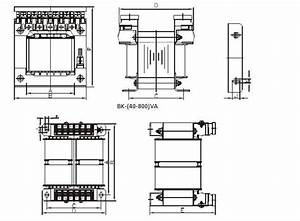 china tengen bk bkc series bk 100va small 200va With electric imp relay