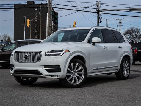 2016 Volvo Xc90 Configurations by Used 2016 Volvo Xc90 Inscription For Sale 49995 0