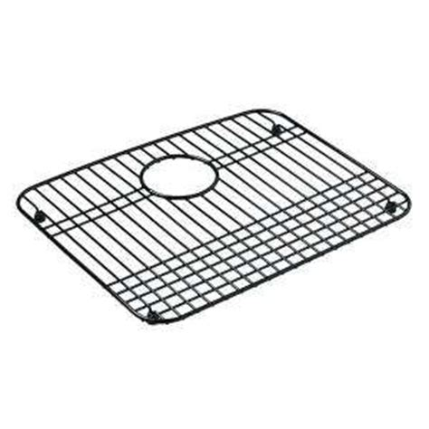 kohler sink rack 6011 kohler k 6010 0 bottom basin rack for brookfield sink on