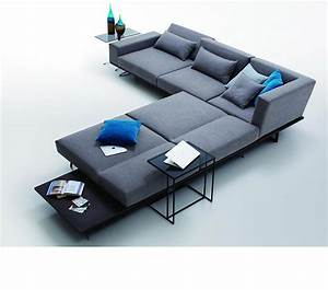 Dreamfurniturecom florence modern fabric sectional sofa for Florence modern sectional sofa
