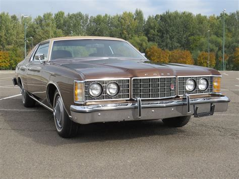 American Old Timer Cars | 1973 Ford Ltd Brougham 400 cui
