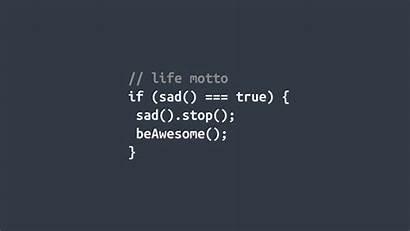 Code Minimalism Wallpapers Computer Syntax 4k Programming