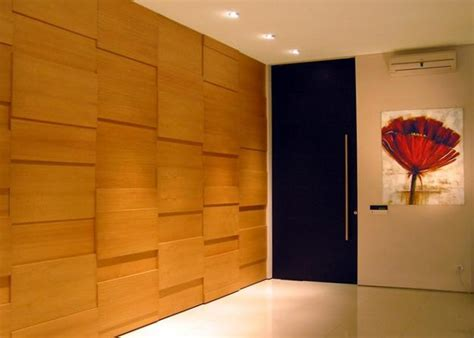 modern trends  decorating   wall panels
