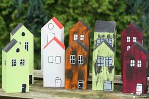 Kleine Deko Holzhäuser : deko objekte deko holzh user auch nach weihnachten ein designerst ck von greimaholz bei dawanda ~ Sanjose-hotels-ca.com Haus und Dekorationen