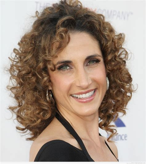 hairstyle for curly hair women 10 short hairstyles for women over 50 with curly hair than