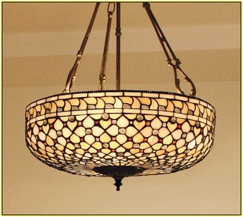 Tiffany Style Lamp Shades by Tiffany Ceiling Fans With Lights Home Design Ideas
