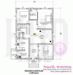 ground floor plan photo gallery floor plan of ultra modern house kerala home design