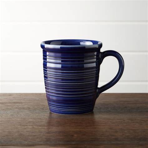 Farmhouse Blue Mug   Reviews   Crate and Barrel