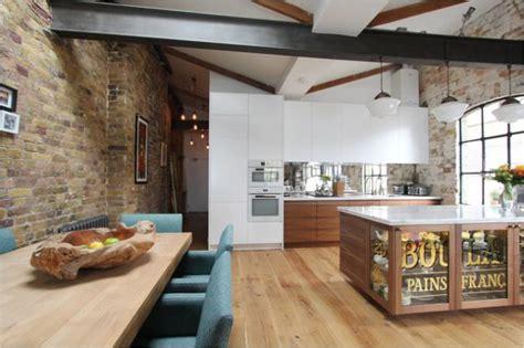 briques cuisine brique et cuisine 15 modèles de murs en brique