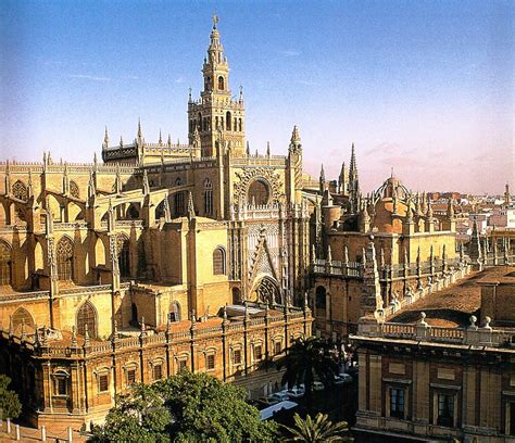 Twelve Treasures Of Spain Seville Cathedral Have Bag