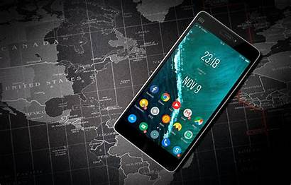 Software App Android Generic Organized Phone Mobile