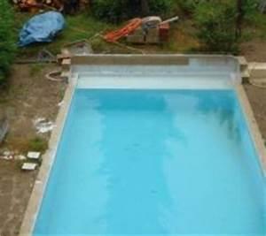 Cacher Carrelage Sol Moche : volet les photos de la piscine ~ Dode.kayakingforconservation.com Idées de Décoration