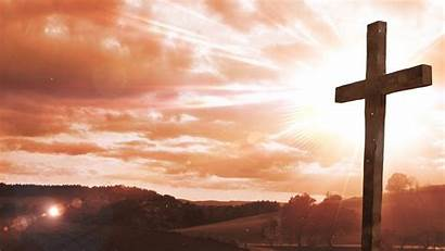 Cross Worship Background Easter Motion Graphics Animation